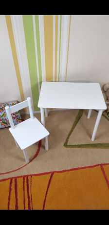 Детский столик и стульчик стол-парта стул от 1 до 7 лет (варианты)