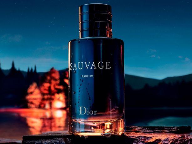 Духи Christian Dior Sauvage 100 ml парфюм мужской Кристиан Диор Саваж