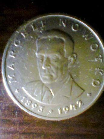 Moneta Marceli Nowotko 93-42