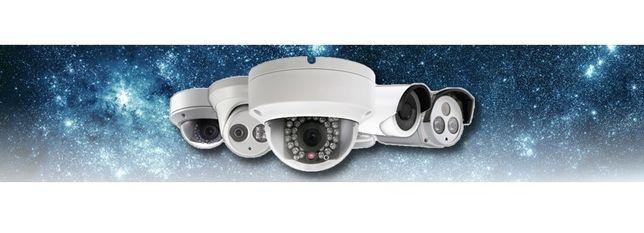 Видеонаблюдение установка систем контроля доступом.
