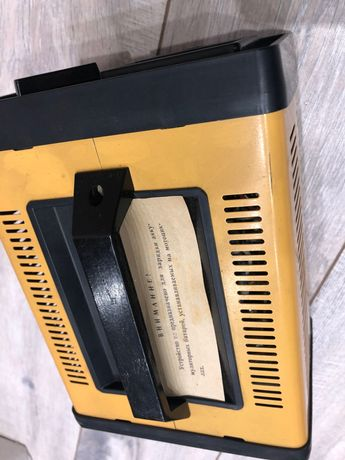Зарядное устройство ссср автомобильное