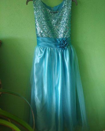 Платье для девочки шикарное