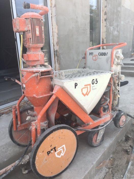 машинна штукатурка 220\380 V Киев - изображение 1
