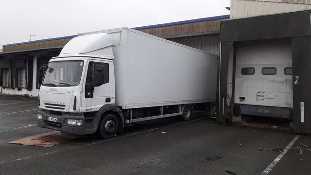 Iveco Euro Cargo 120E18