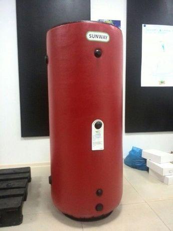 Буферная емкость Буферна ємність Бак теплоаккумулятор 1000 л в утеплен