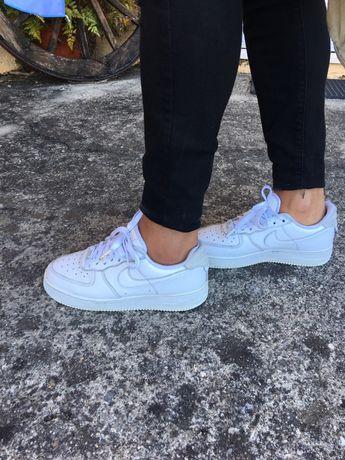 Nike air force 40 branco autenticas e em bom estado