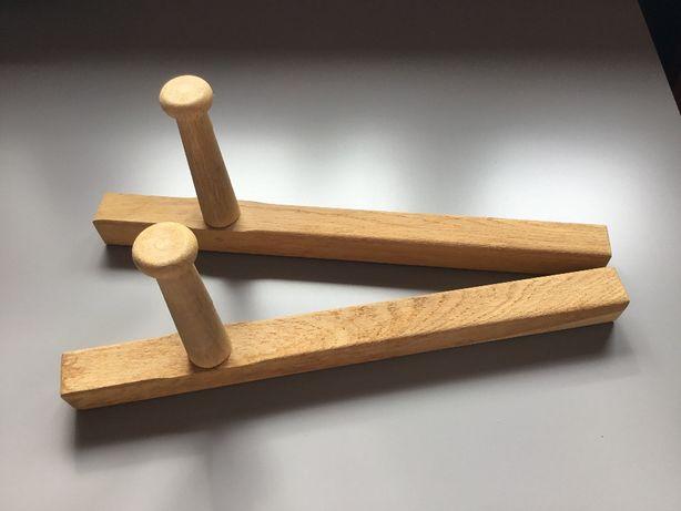 Tonfa drewniana treningowa