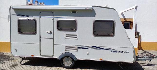 Vendo caravana Caravelair Ambiance 440