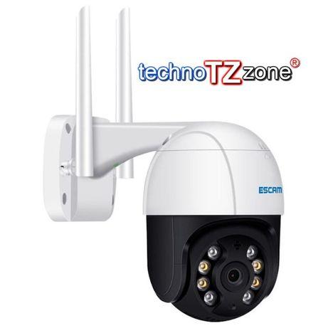 Уличная поворотная PTZ камера ESCAM QF218 IP WiFi микрофон + динамик