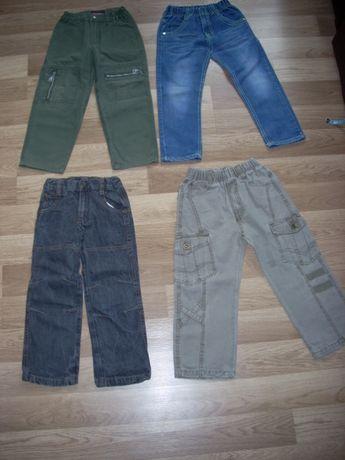 Spodnie dziecięce 110