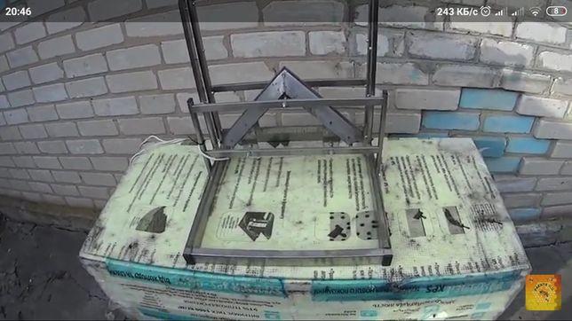 Станок ласточкин хвост для распечатки сот и рамок