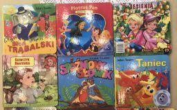 Bajki dla dzieci - książeczki