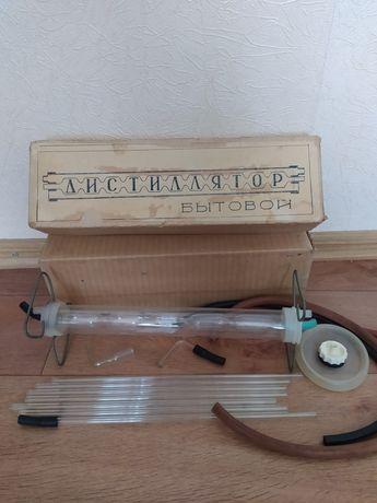 Дистиллятор бытовой
