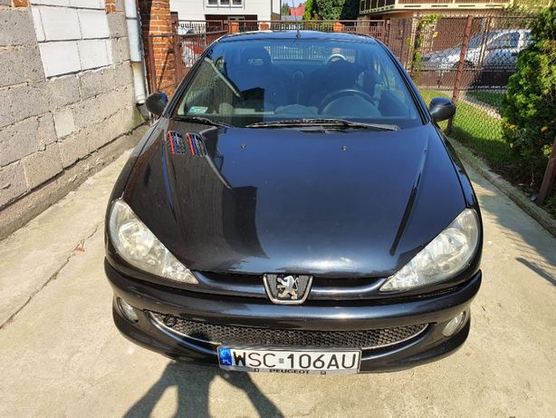 Peugeot 206 cc 1.6 hdi chip tuning