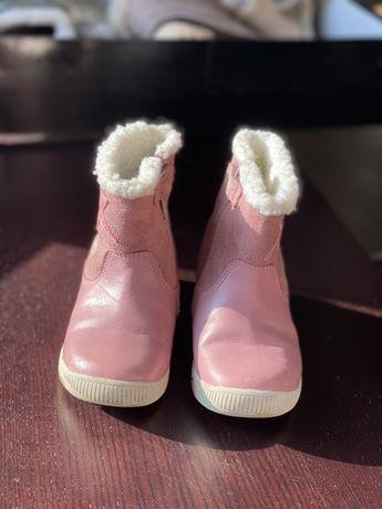 Дитячі чоботи Geox