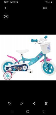 """Rower Dziecięcy Disney Frozen Kraina Lodu 12''14"""""""
