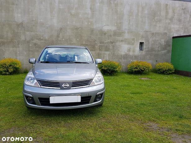 Nissan Tiida Stan Bardzo Dobry pierwszy właściciel 1.6 benzyna Zadbany! 2008r