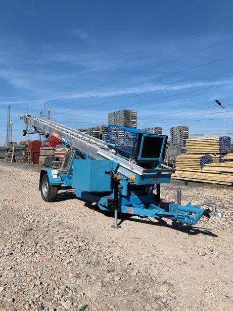 Winda drabina dekarska Steinweg Maxlift ML 25 HK podnośnik budowlany