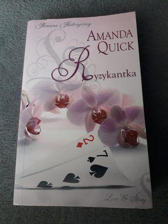 Książka pt. Ryzykantka