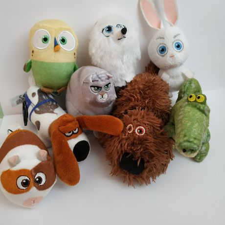 Коллекция героев Тайная жизнь домашних животных, Макдональдс