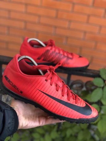 Сороконожки,футзалки Nike Mercurial