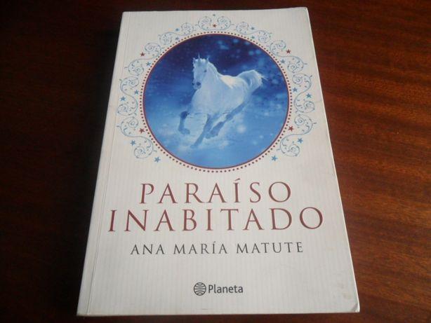 """""""Paraíso Inabitado"""" de Ana Maria Matute"""