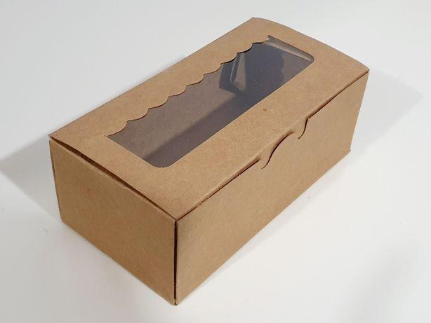 Pudełka kraft kartonowe 10 sztuk