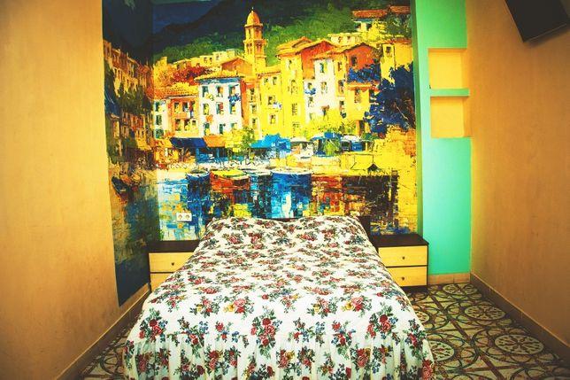 здам 1 кімнатну квартиру в центрі міста