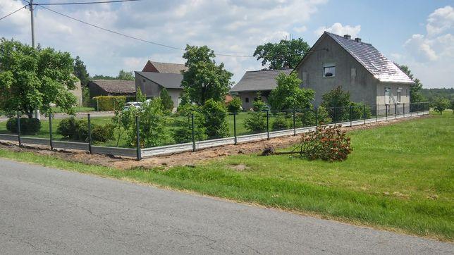 Ogrodzenia panelowe i betonowe kompleksowo