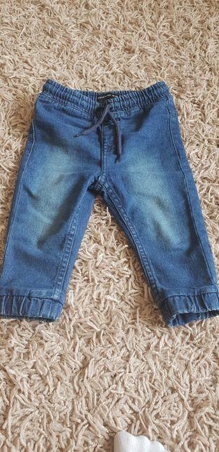 Spodnie jeansowe Reserved 80