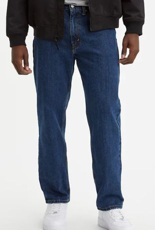 Levi's NOWE spodnie męskie jeansy dzinsy 550 Relaxed Fit
