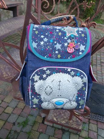 Шкільний рюкзак, портфель 1Вересня для дівчинки, каркасный, ортопедичн