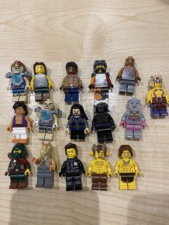 Lego minifigures минифигурки