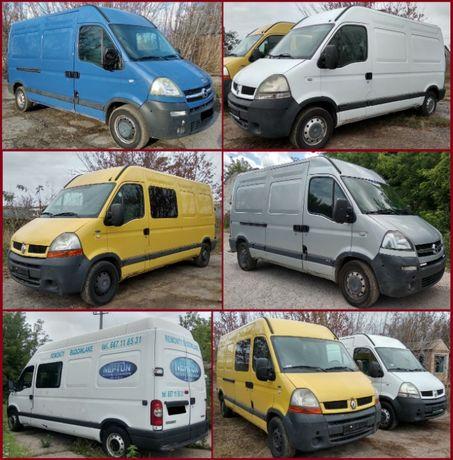 Кузов Четверть Крыша Renault Master Opel Movano Nissan Interstar 03-10