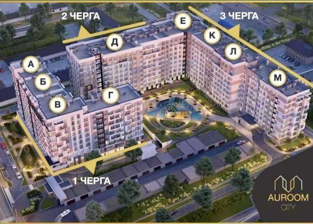 Продаж 3 кімнатна новобудова вул. Пимоненка ЖК Auroom City з паркінгом