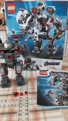 LEGO Marvel Super heroes Воитель 76124