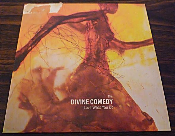 CD «The Divine Comedy - Love What you do»