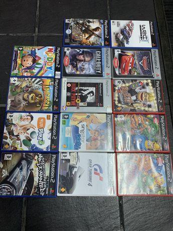 Jogos  e acessorios PS2
