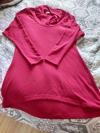Bluzka damska roz.42 bordowa