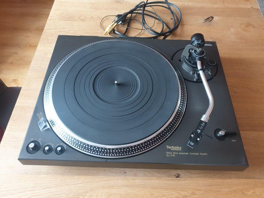 Gramofon Technics SL-1710 by Panasonic