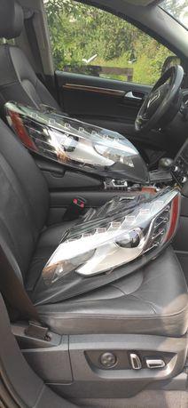 Audi Q7 Фары адаптивные USA 2010-2015