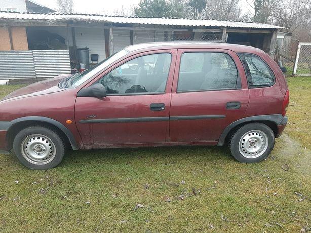 Opel Corsa B Części Drzwi przód tył*fotele*silnik 1.0*skrzynia*lampy*