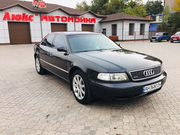 Продам Audi a8  гас/бензин
