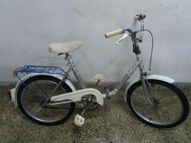 Bicicleta dobravel roda 20