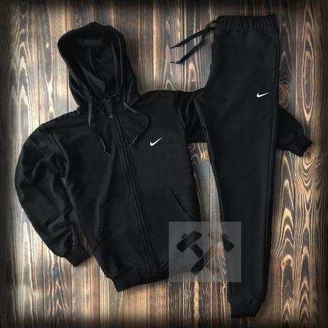 Мужской весенний спортивный костюм Nike. Худи + штаны. ТОП-КАЧЕСТВО!