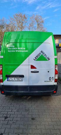 transport leroy Merlin busy ciężarowe HDS od reki