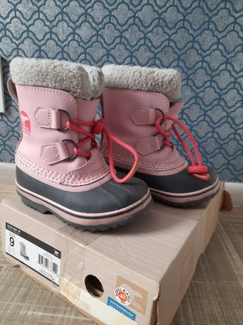 Термо ботинки Sorel, сапоги, лунаходы
