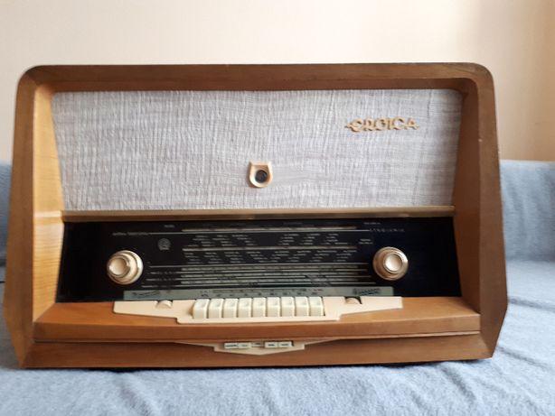 Radio lampowe Eroica