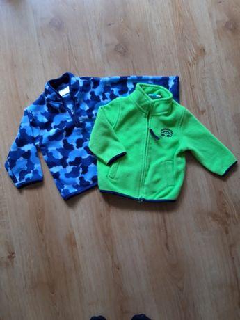 Polarowa bluza, sweterek