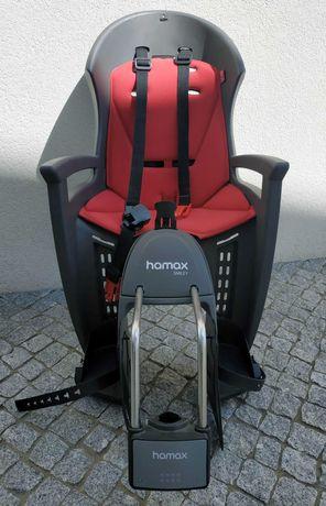 Cadeira criança p/ bicicleta - Hamax Smiley